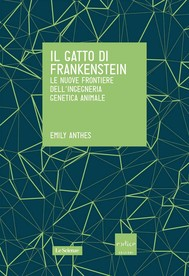 Il gatto di Frankenstein - copertina