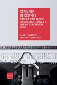 Scrivere di scienza - copertina