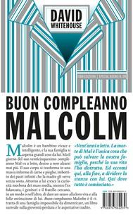 Buon compleanno Malcolm - copertina