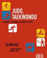 Judo, Taekwondo - copertina