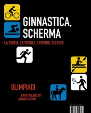 Ginnastica, Scherma [Olympic Pill] - copertina