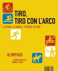 Tiro, Tiro con l'arco [Olympic Pills] - copertina