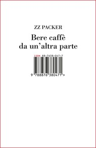 Bere caffè da un'altra parte - copertina