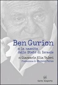 Ben Gurion e la nascita dello Stato di Israele - copertina