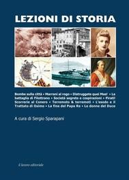Lezioni di storia - copertina