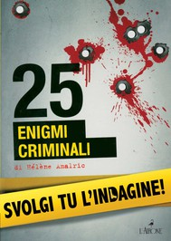 25 enigmi criminali - copertina