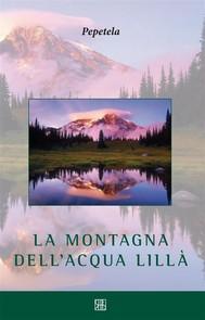 La montagna dell'acqua lillà - copertina