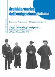 Archivio storico dell'emigrazione italiana - copertina