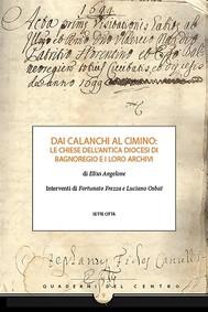 Dai Calanchi al Cimino - copertina
