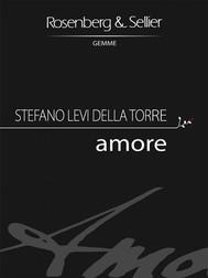 Amore - copertina