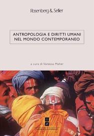 Antropologia e diritti umani nel mondo contemporaneo - copertina