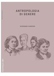 Antropologia di genere - copertina