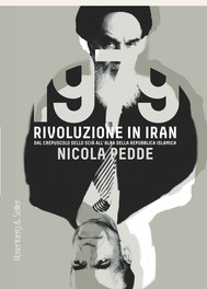 1979 rivoluzione in Iran - copertina