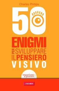 50 enigmi per sviluppare il pensiero visivo - copertina
