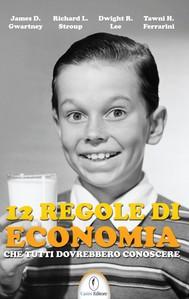 12 regole di economia - copertina