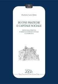 Buone pratiche e capitale sociale - copertina