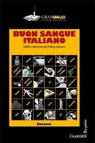 Buon sangue italiano - copertina