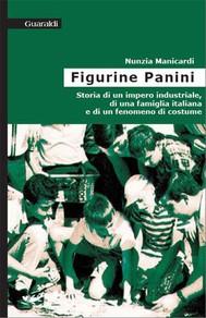 Le figurine Panini - copertina