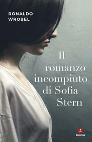 Il romanzo incompiuto di Sofia Stern - copertina