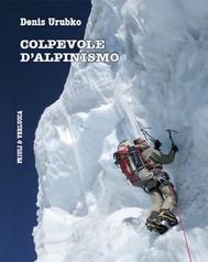 Colpevole d'alpinismo - copertina