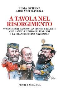 A tavola nel Risorgimento - copertina