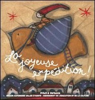 La Joyeuse expedition - copertina