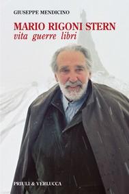 MARIO RIGONI STERN - copertina