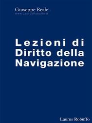 Lezioni di Diritto della Navigazione - copertina