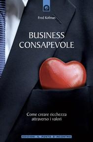 Business consapevole - copertina