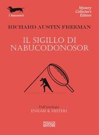Il sigillo di Nabucodonosor - Librerie.coop