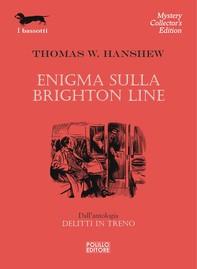 Enigma sulla Brighton Line - Librerie.coop