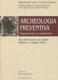 Archeologia preventiva - copertina