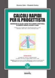 Calcoli rapidi per il progettista - copertina