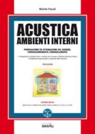 Acustica ambienti interni - copertina