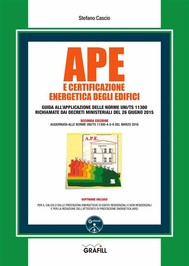 Ape e certificazione energetica degli edifici - copertina