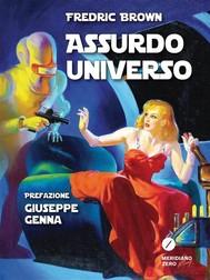 Assurdo Universo - copertina