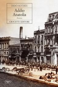 Addio Anatolia - copertina