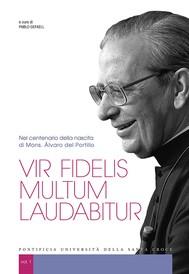 Vir fidelis multum laudabitur - copertina