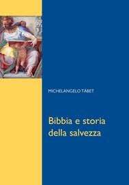 Bibbia e storia della salvezza - copertina