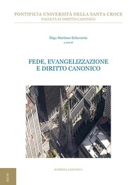 Fede, Evangelizzazione e Diritto Canonico - copertina