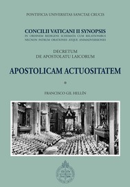 Apostolicam actuositatem - copertina