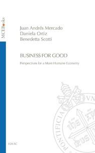 Business for Good - copertina