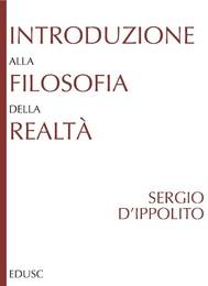 Introduzione alla filosofia della realtà - copertina