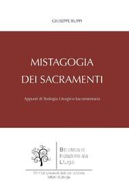 Mistagogia dei sacramenti - copertina