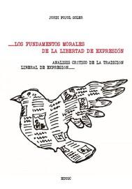 Los fundamentos morales de la libertad de expresión - copertina