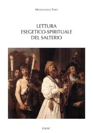 Lettura esegetico-spirituale del Salterio - copertina