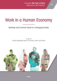 Work in a Human Economy - copertina