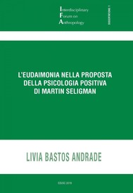 L'eudaimonia nella proposta della psicologia cognitiva di Martin Seligman - copertina