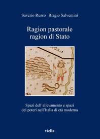Ragion pastorale, ragion di stato - Librerie.coop