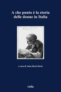 A che punto è la storia delle donne in Italia - Librerie.coop